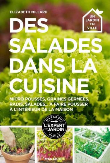 Comment cultiver salades et jeunes pousses dans sa cuisine - Moucheron dans la cuisine ...