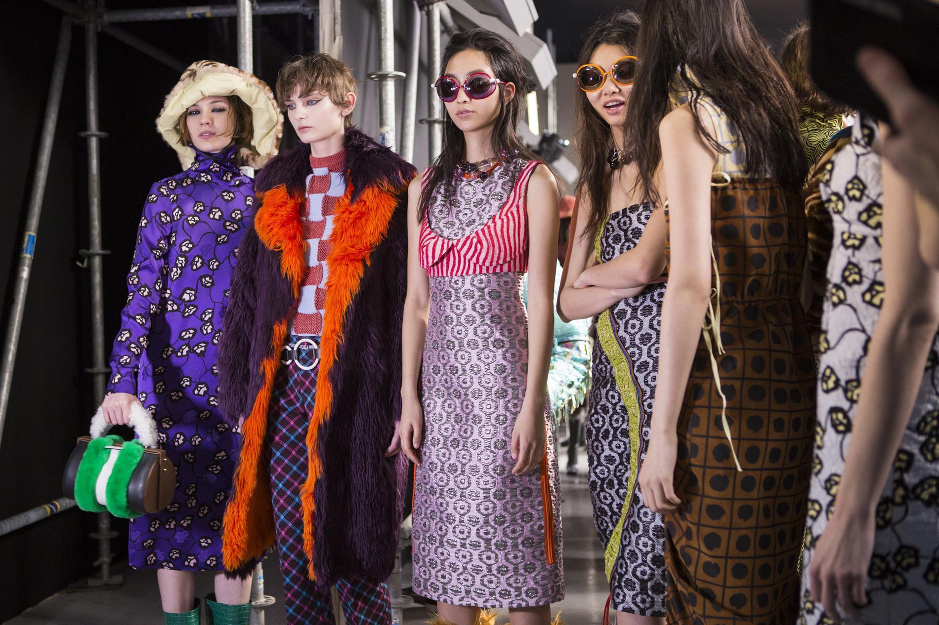 Fashion Week Le Meilleur Des D Fil S Milanais Automne Hiver 2017 2018 Madame Figaro