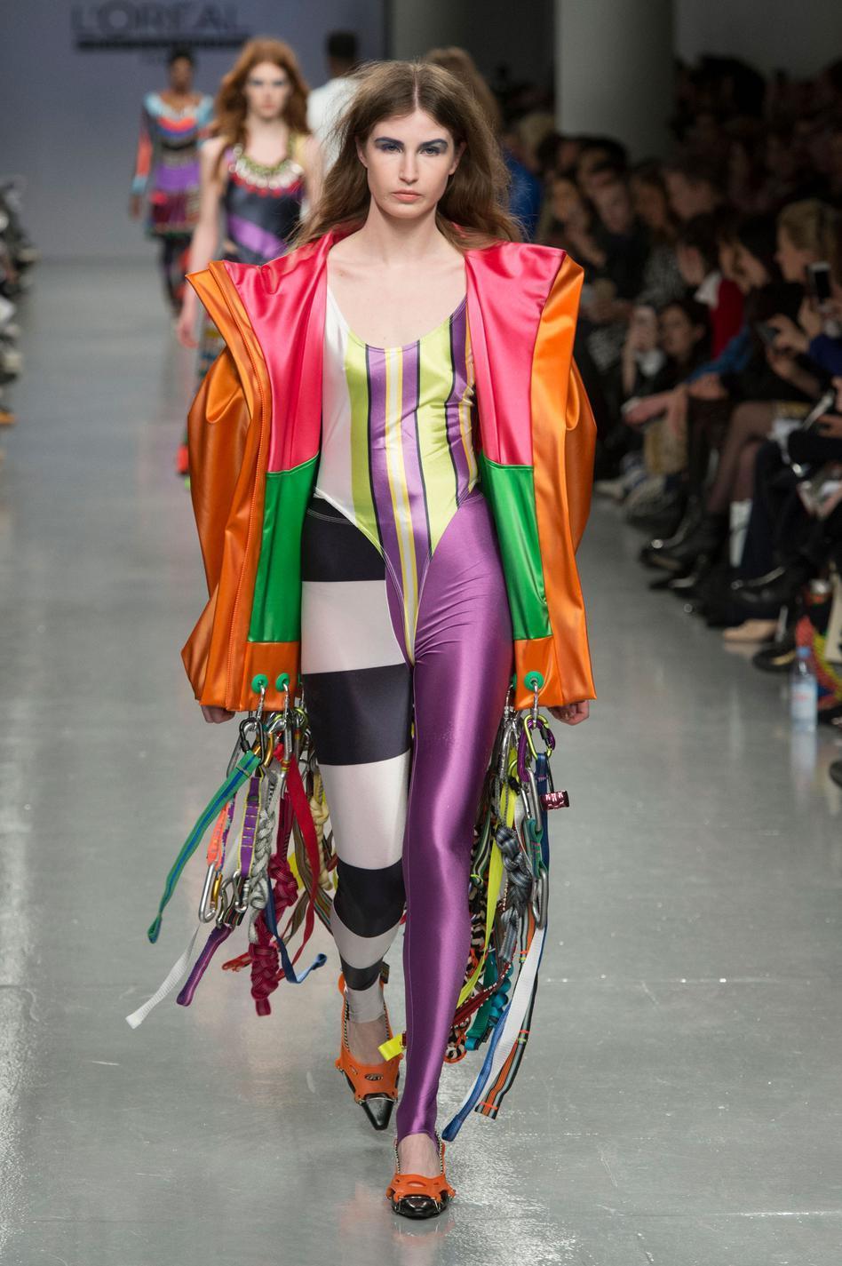 Fashion Week Automne Hiver 2017 2018 Ce Qu 39 On Ne Portera