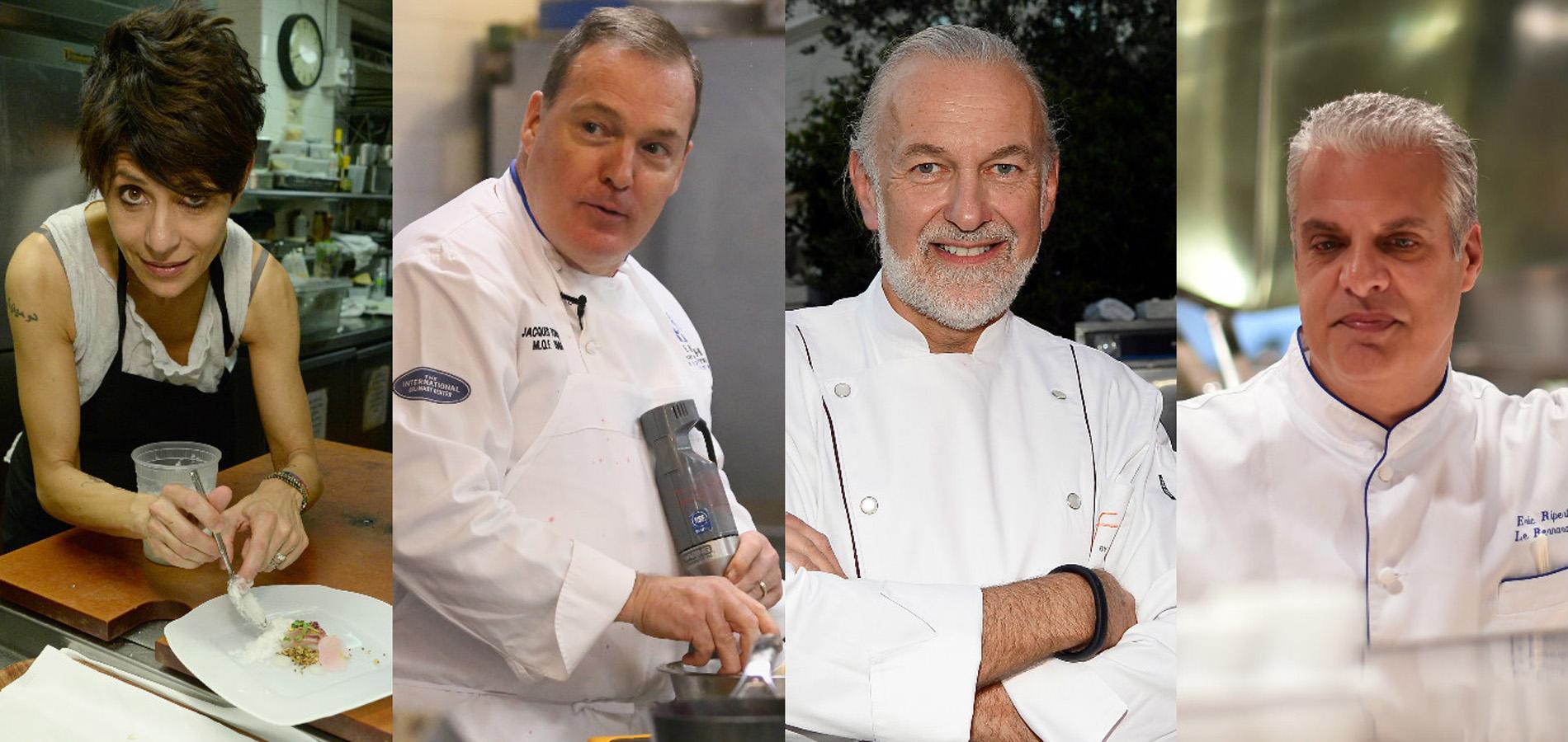 Ces chefs fran ais c l bres aux tats unis mais presque - Chef de cuisine en anglais ...