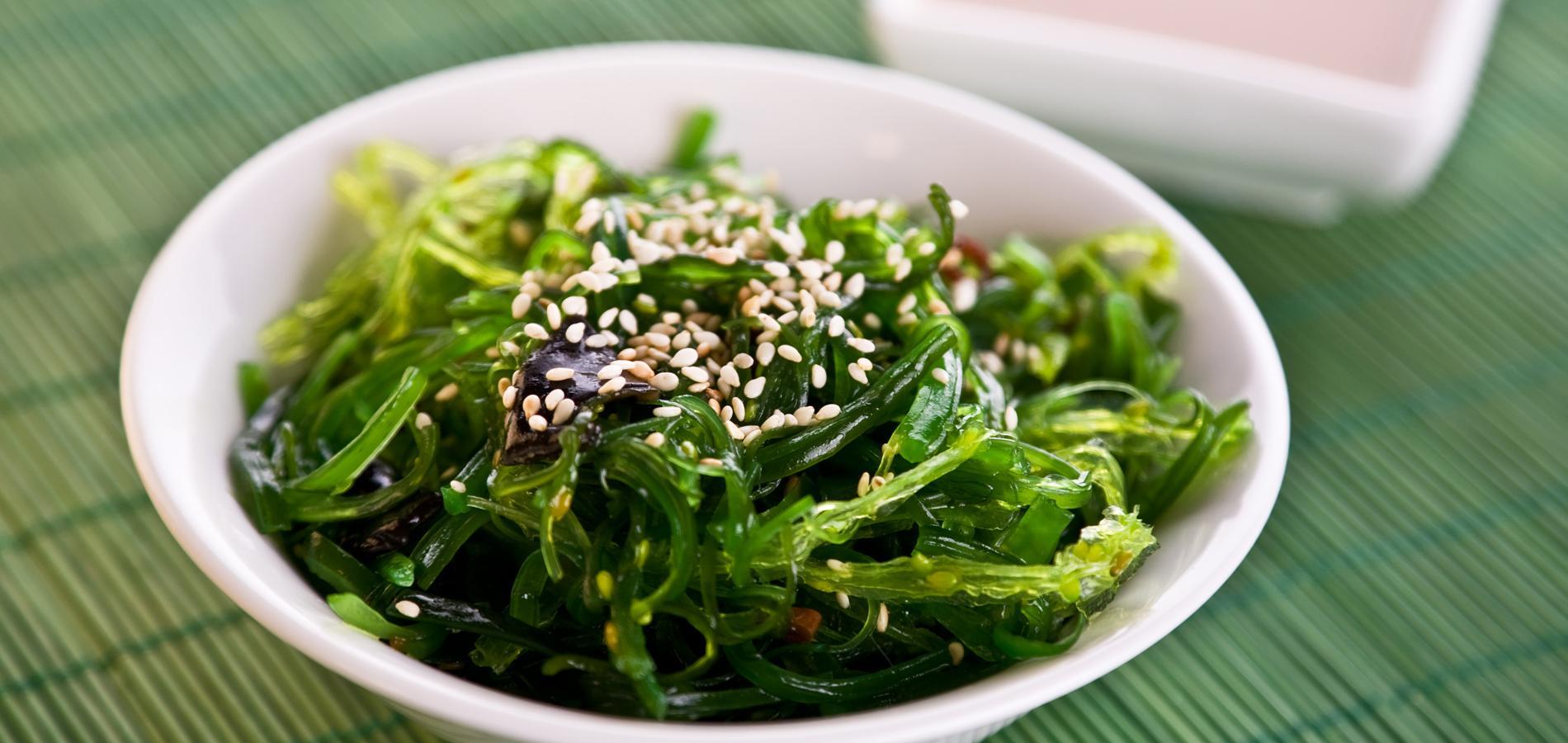 six algues comestibles pour sublimer vos plats cuisine madame figaro. Black Bedroom Furniture Sets. Home Design Ideas