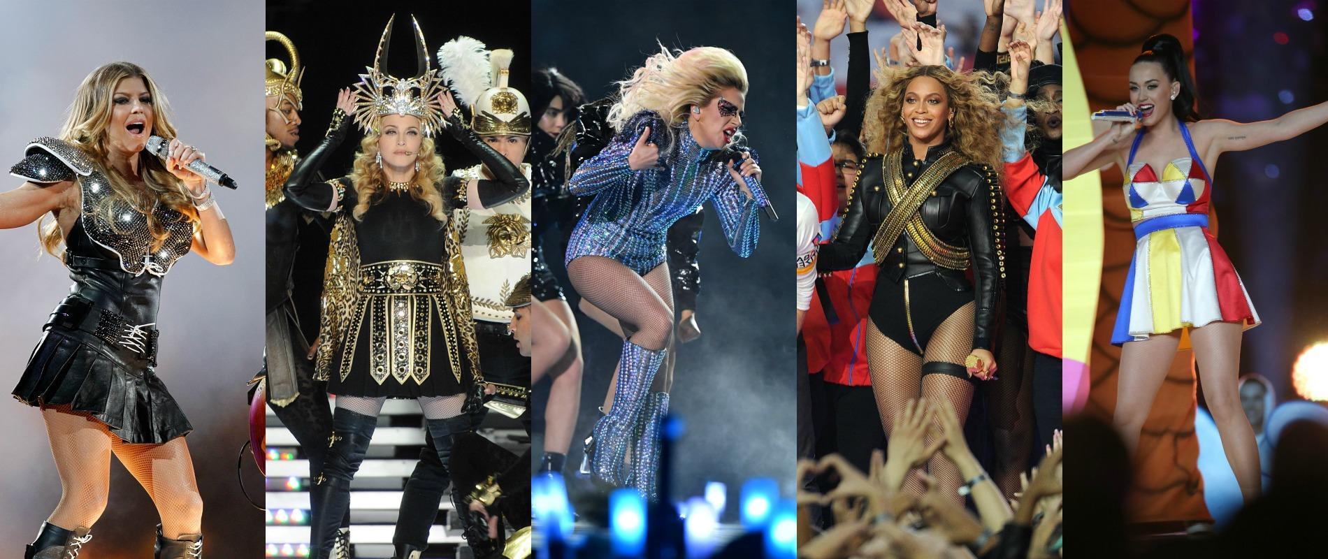 Lady Gaga, Beyoncé, Katy Perry : les tenues les plus...