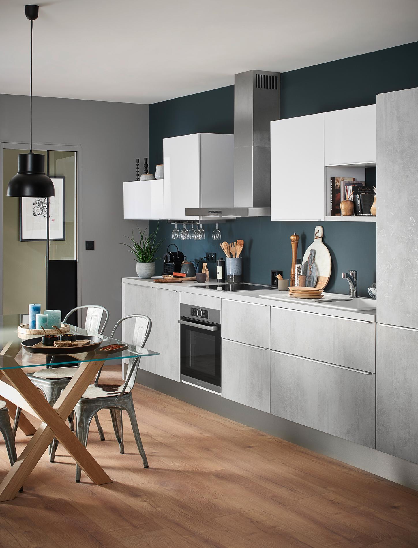 conseils d co pour un int rieur au style industriel madame figaro. Black Bedroom Furniture Sets. Home Design Ideas