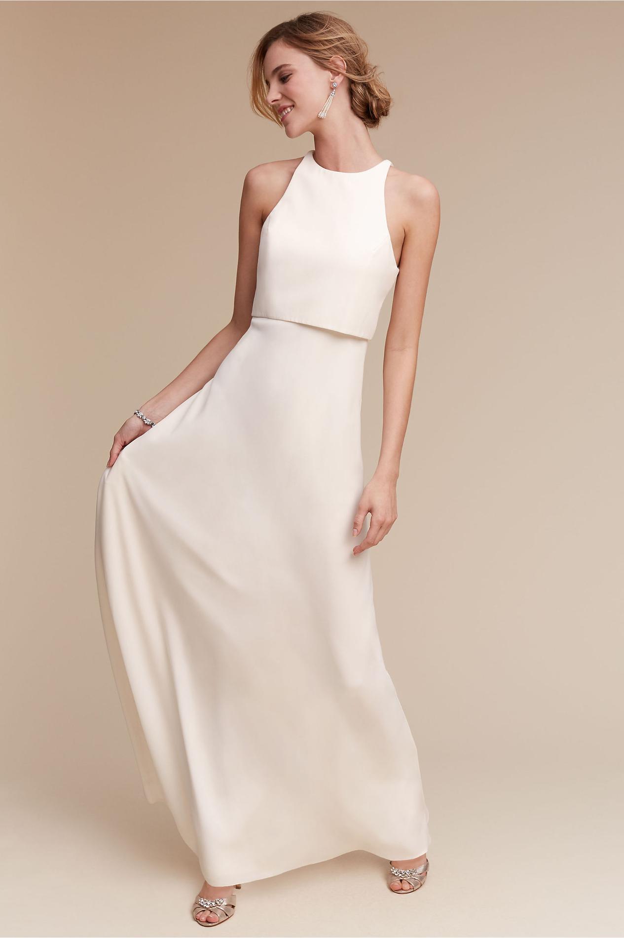 Asos topshop h m treize robes de mari e moins de for Robes de mariage maxi uk