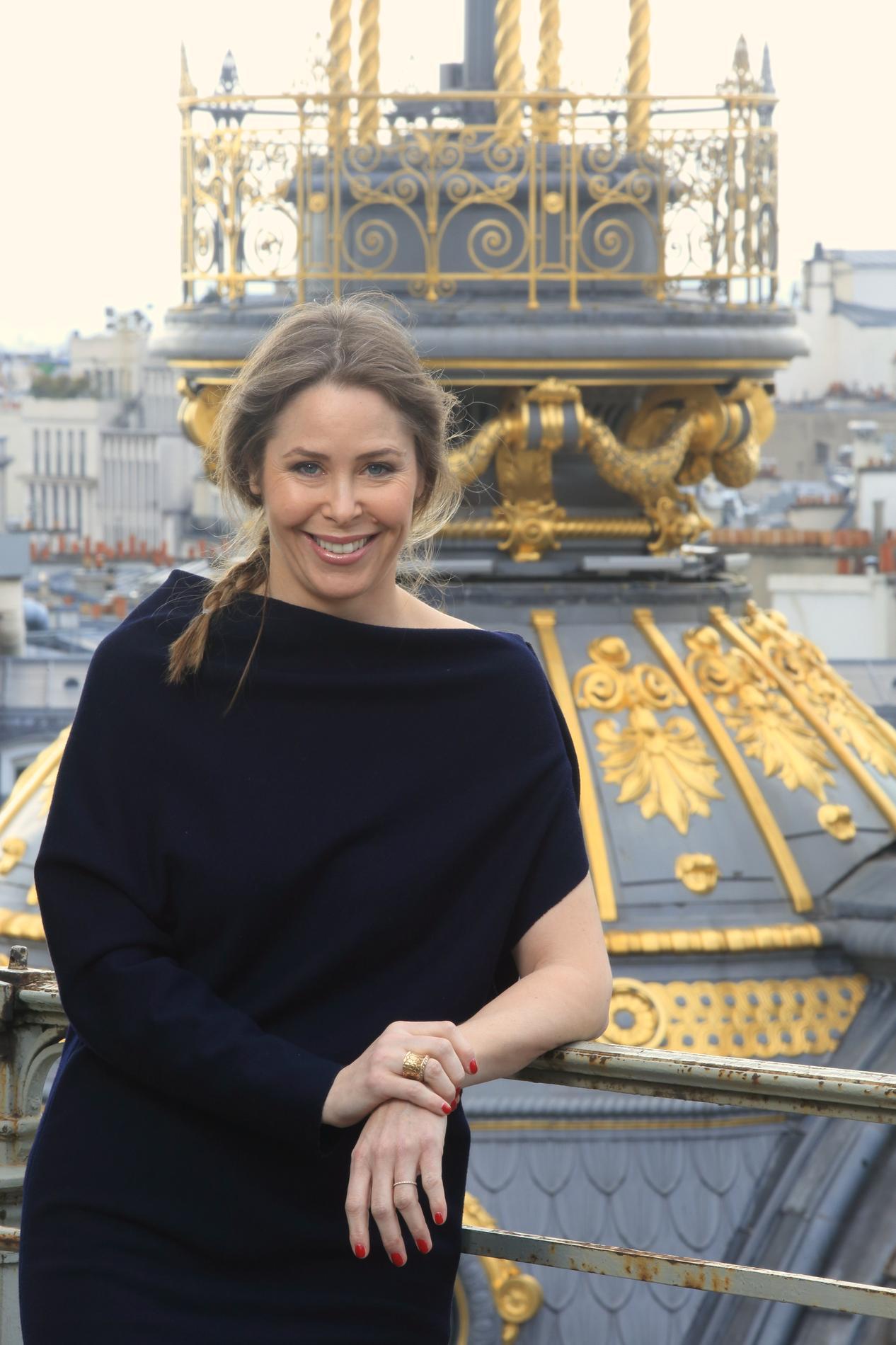 Charlotte Tasset Le Printemps Sur Les D Fil S Milan La