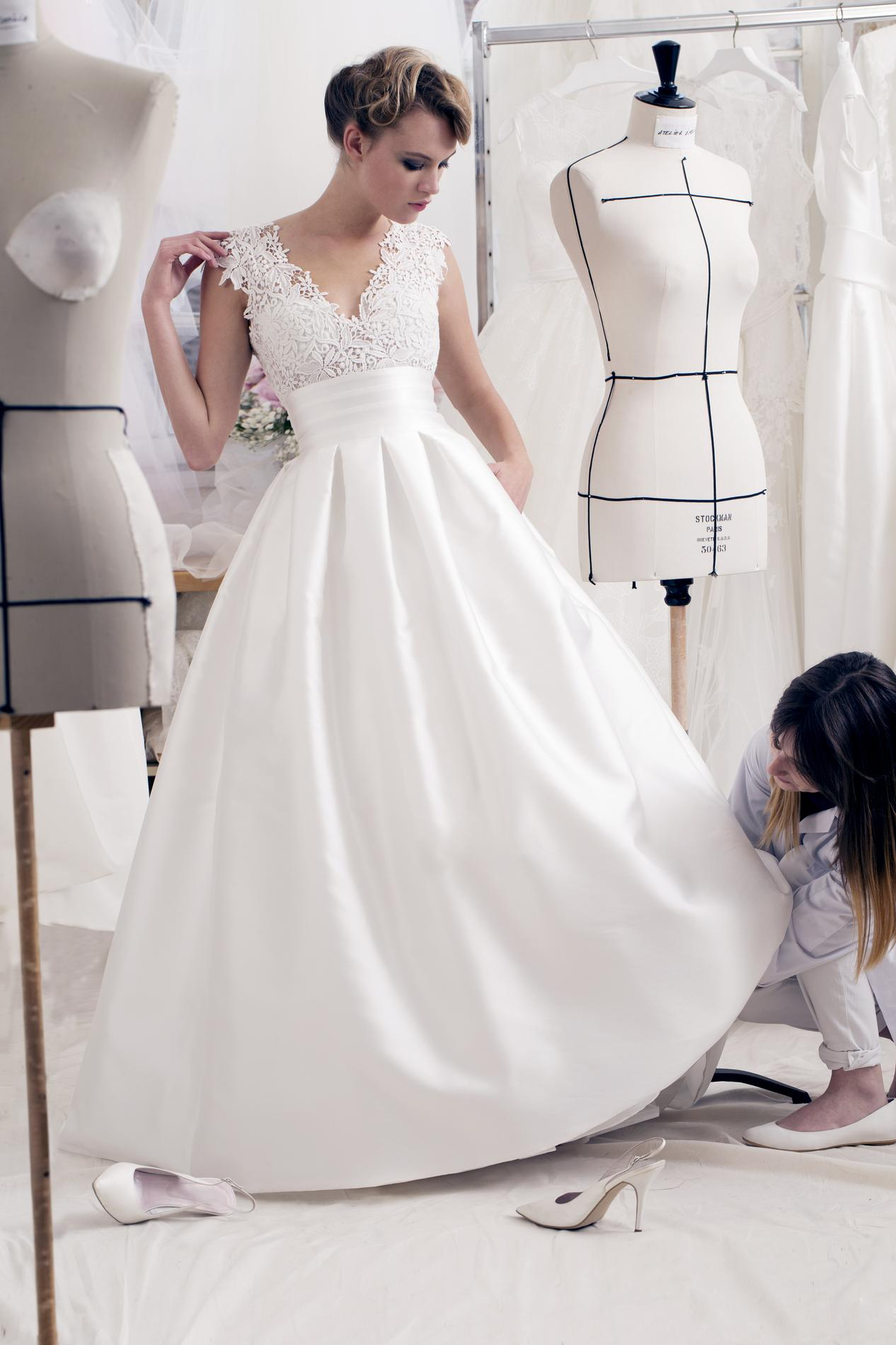 Ou acheter sa robe de mariee a paris