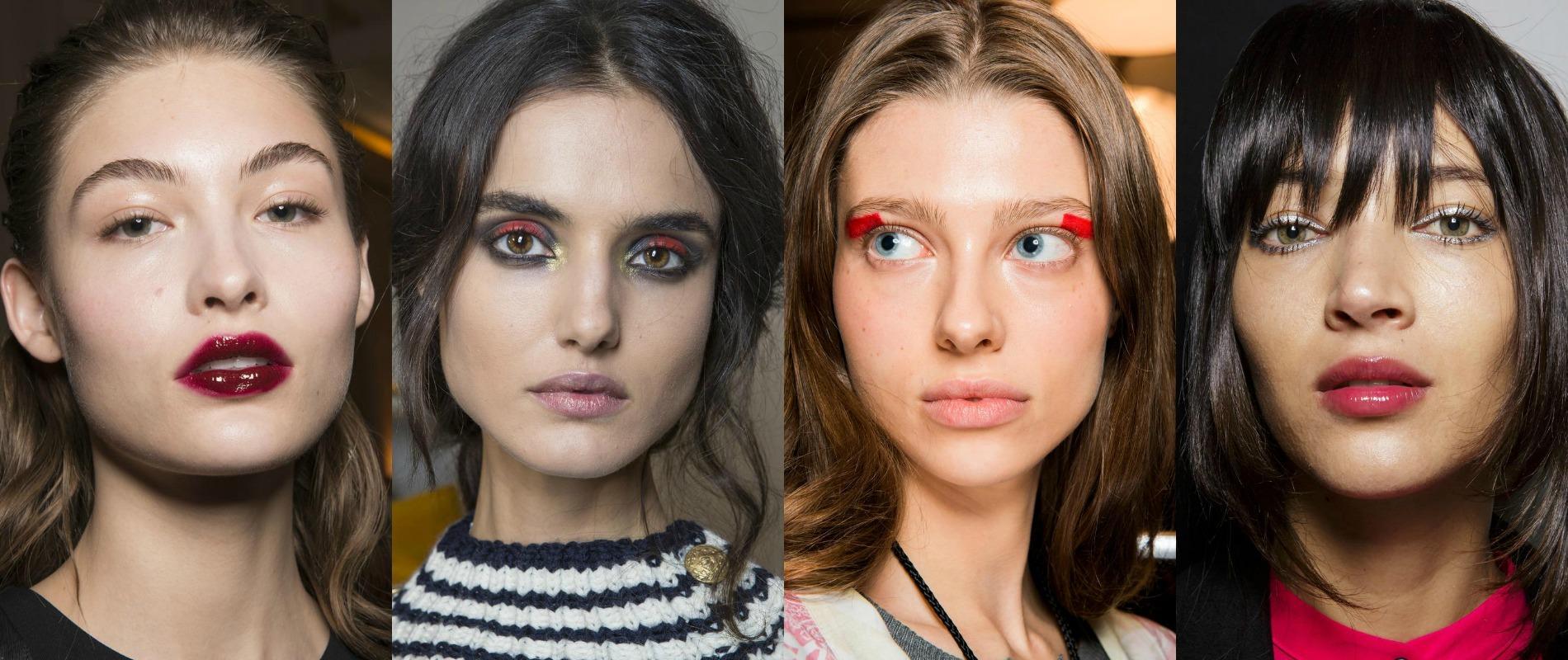 Quelles tendances maquillage allons nous adopter cet hiver madame figaro - Maquillage automne 2017 ...