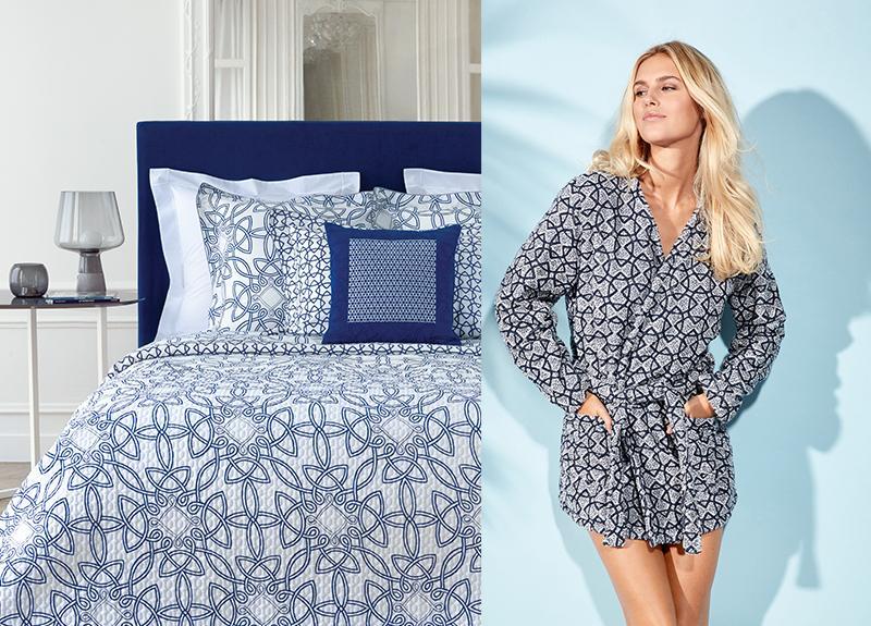 remportez votre linge de maison de luxe avec yves delorme madame figaro. Black Bedroom Furniture Sets. Home Design Ideas