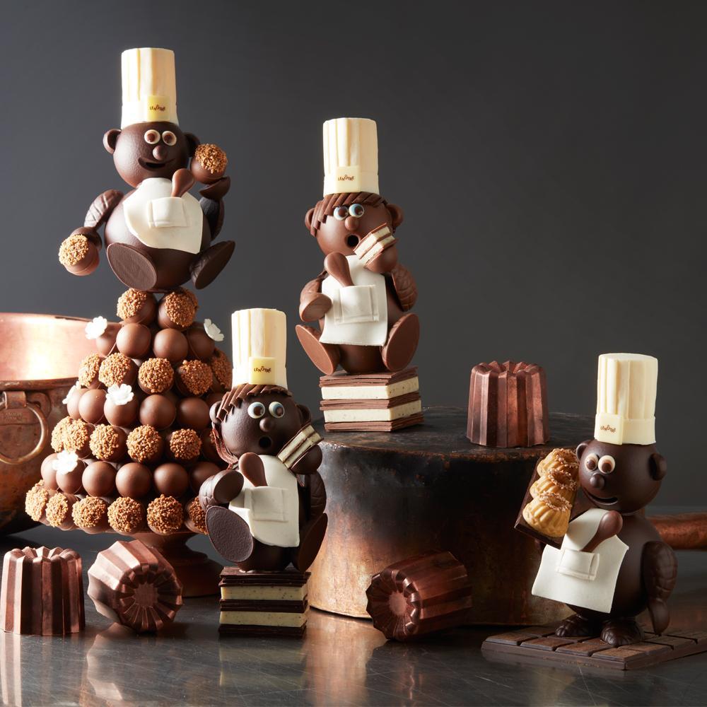 Chocolats de p ques le th me bestiaire l honneur en - Recycler chocolat de paques ...