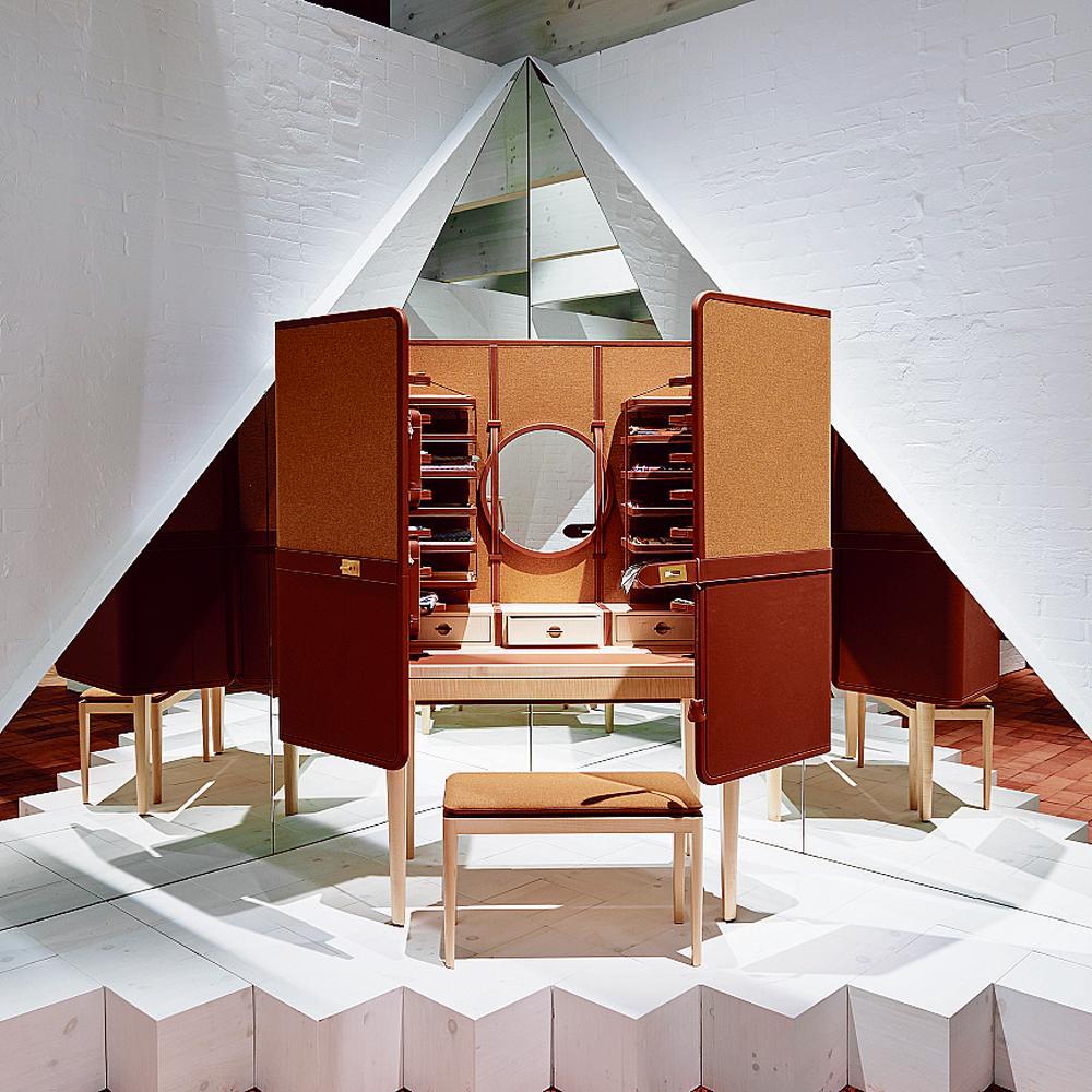 Les grandes tendances repérées au Salon du Meuble de Milan -...