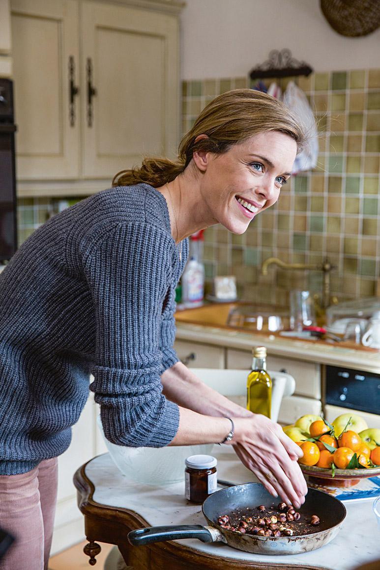 Julie andrieu mon r gime paysan cuisine madame figaro - Cuisine de julie andrieu ...