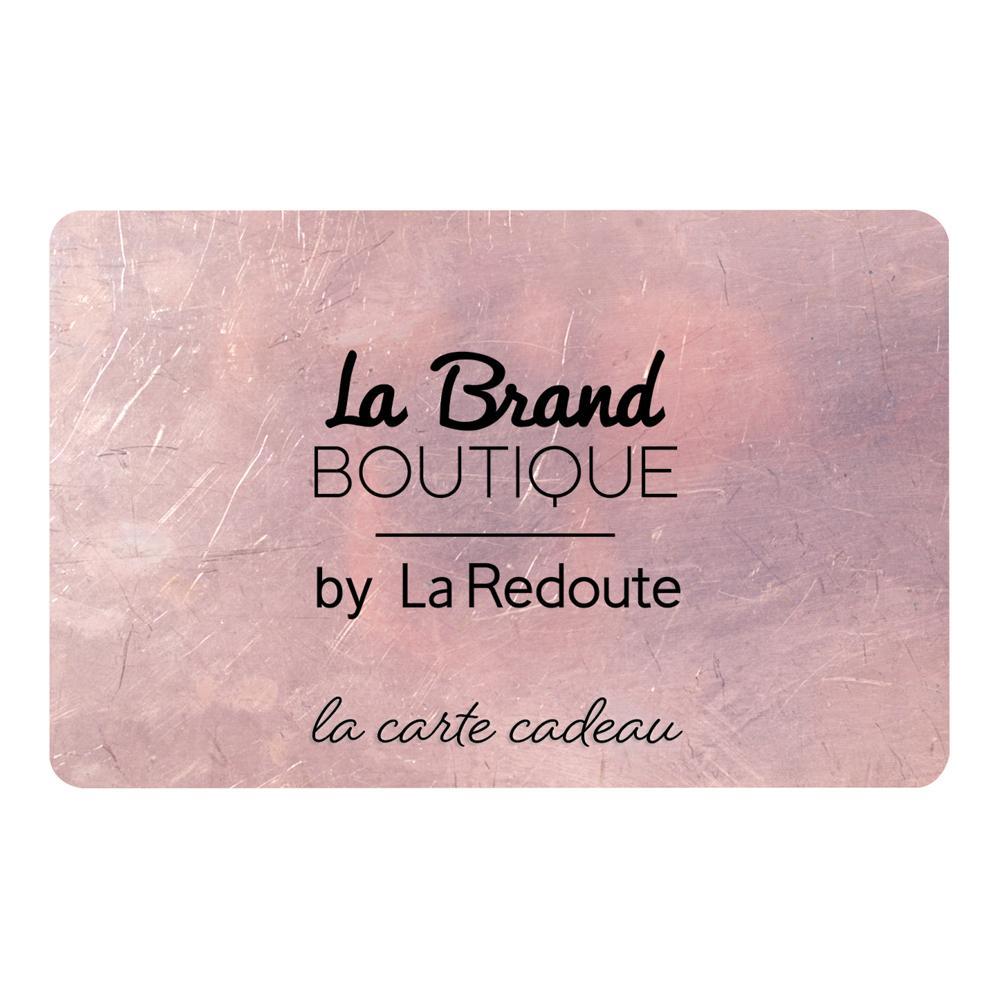 remportez 200 euros de shopping avec la brand boutique by la redoute madame figaro. Black Bedroom Furniture Sets. Home Design Ideas