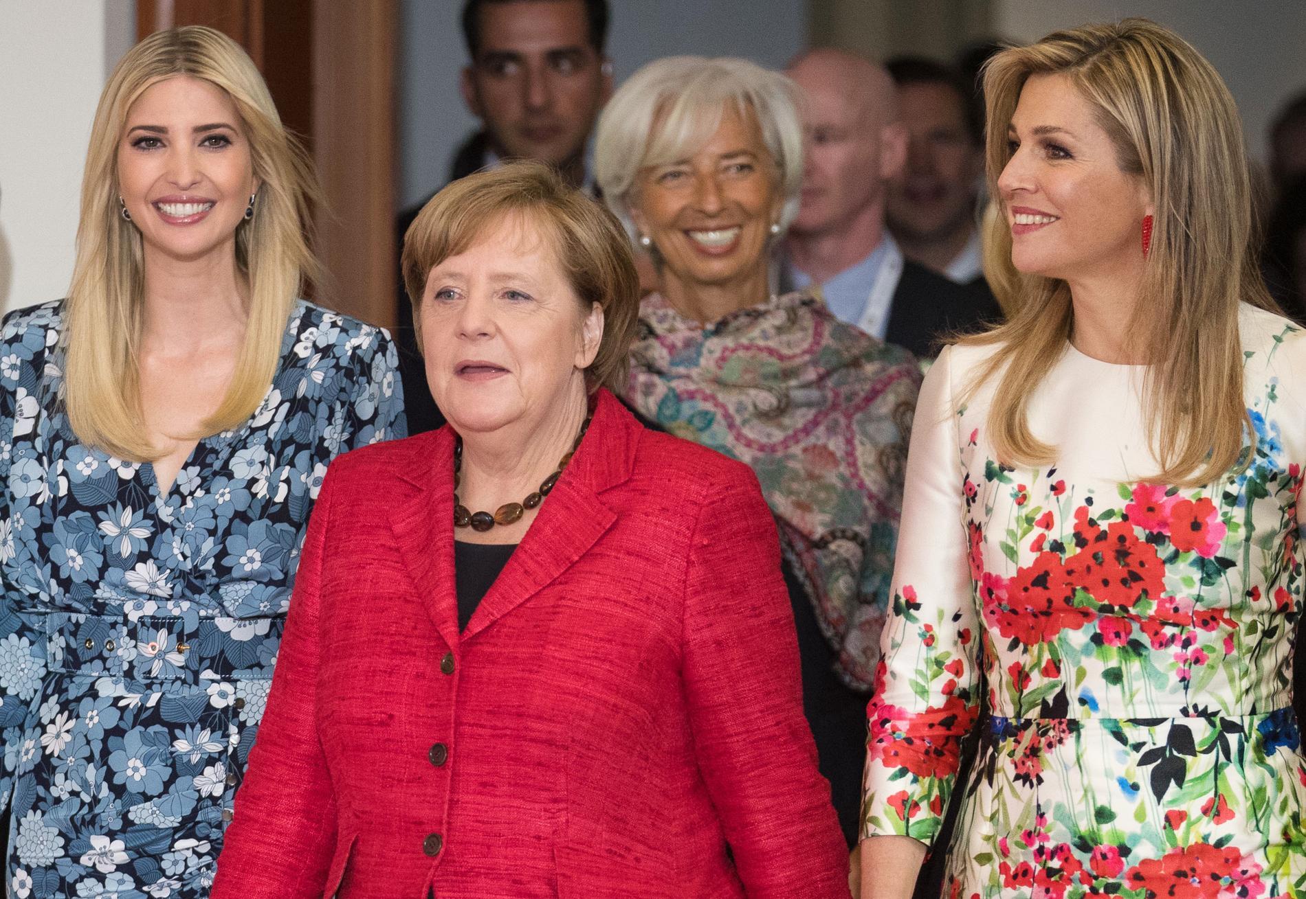 Brigitte Macron, Hugh Grant, Ivanka Trump : la semaine people ...