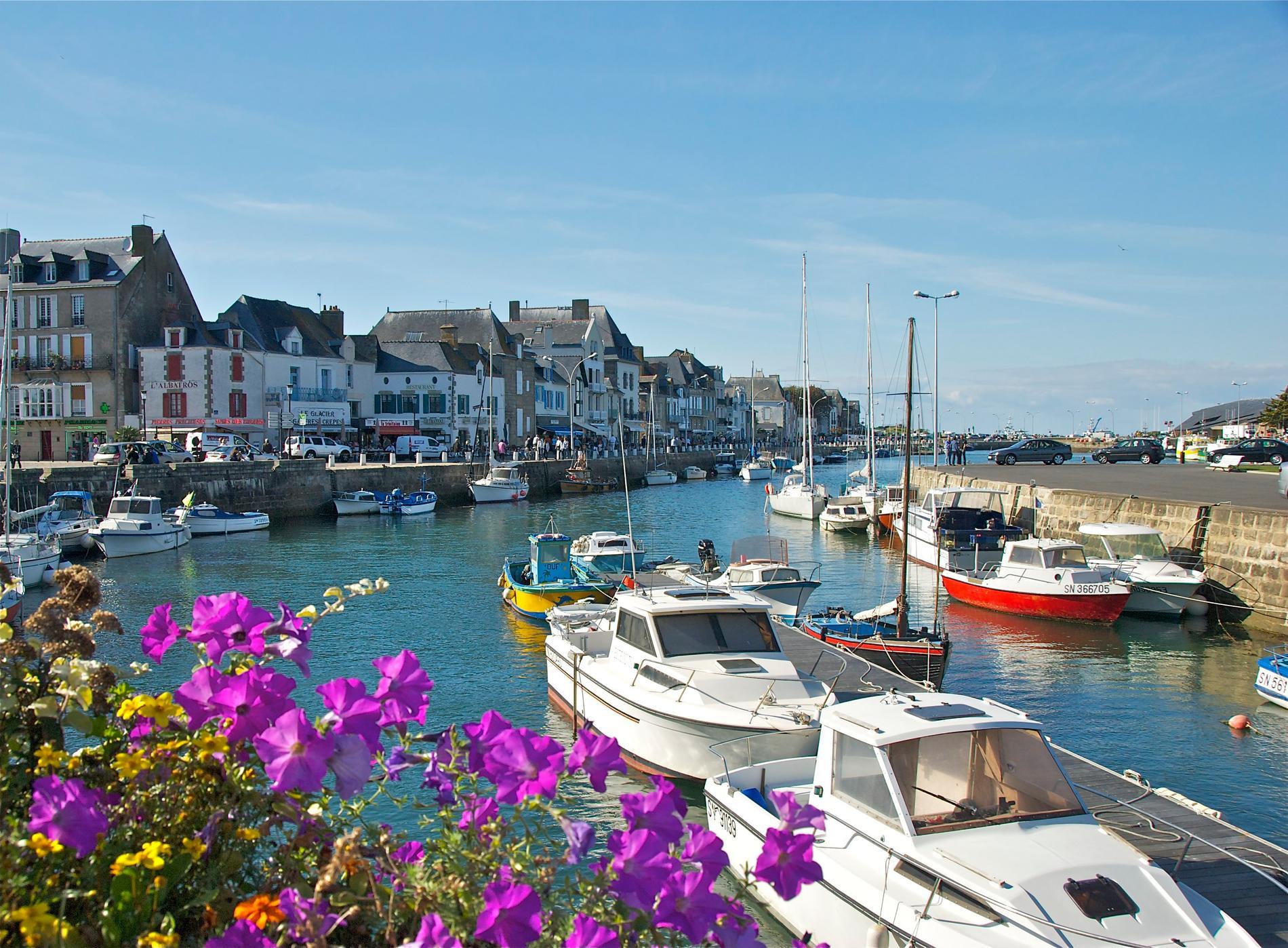 Cinq petits ports fran ais pour s 39 a rer le temps d 39 un week end madame figaro - Office de tourisme le croisic ...