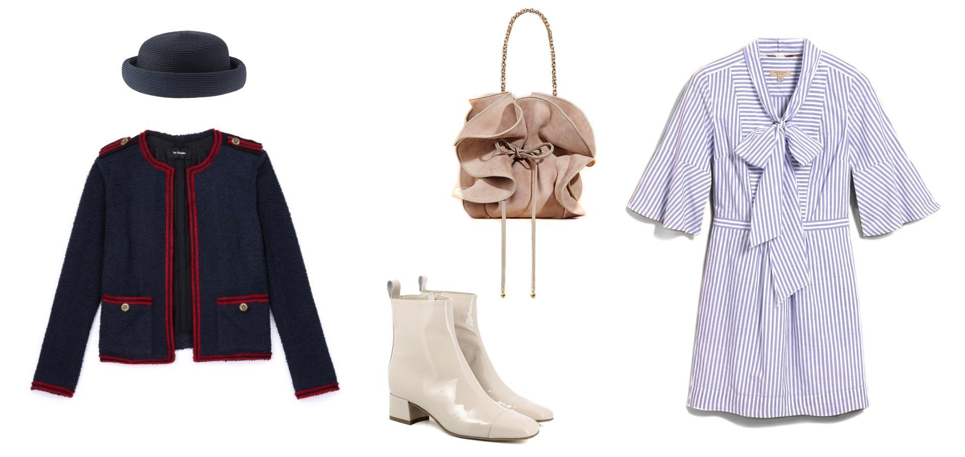 Idee tenue pour bapteme fashion designs - Tenue pour un bapteme ...