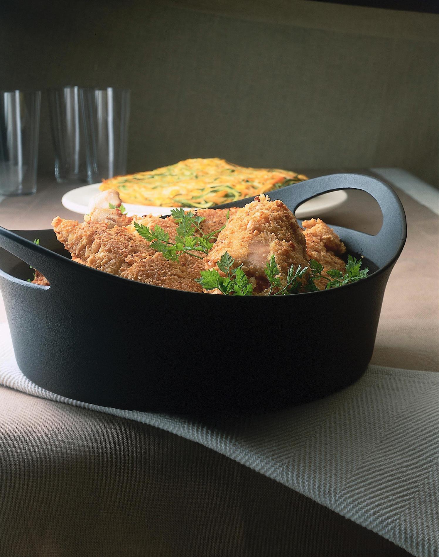 recette poulet pan aux cacahu tes cuisine madame figaro. Black Bedroom Furniture Sets. Home Design Ideas