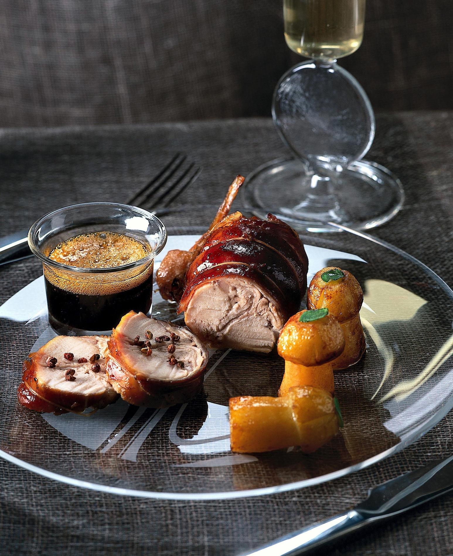 Recette r bles de lapin laqu s cuisine madame figaro - Madame figaro cuisine ...