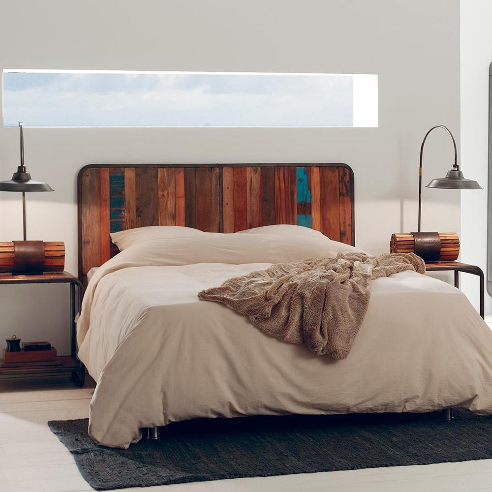 d co de chambre 20 t tes de lit qui nous inspirent. Black Bedroom Furniture Sets. Home Design Ideas