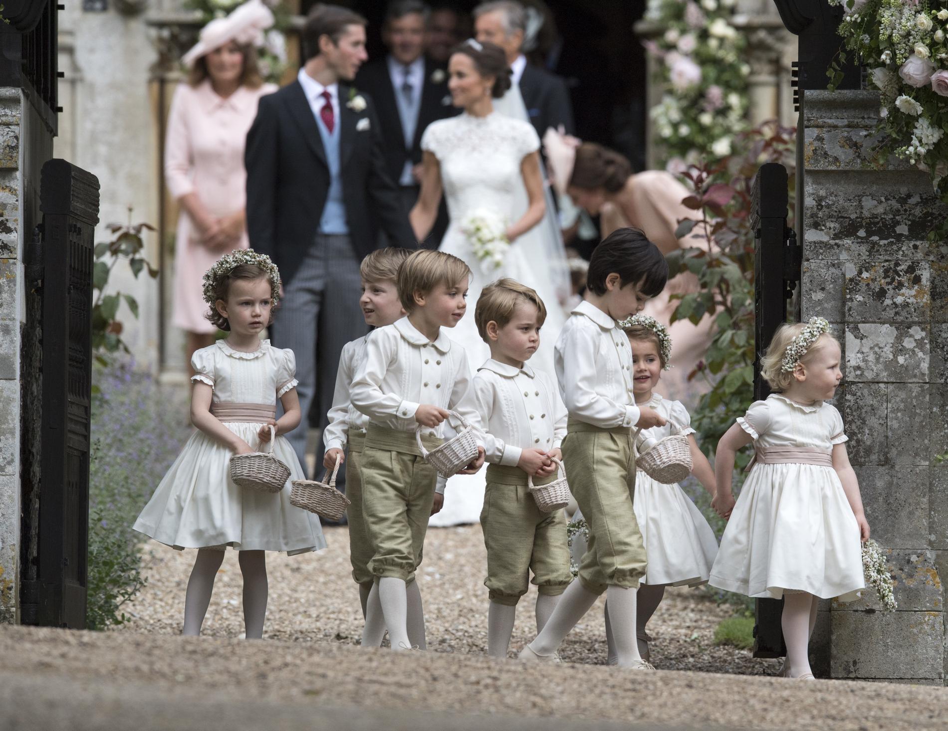Le Mariage Presque Royal De Pippa Middleton Et James Matthews Photo 19 Princess Eugenie Wore Fun And