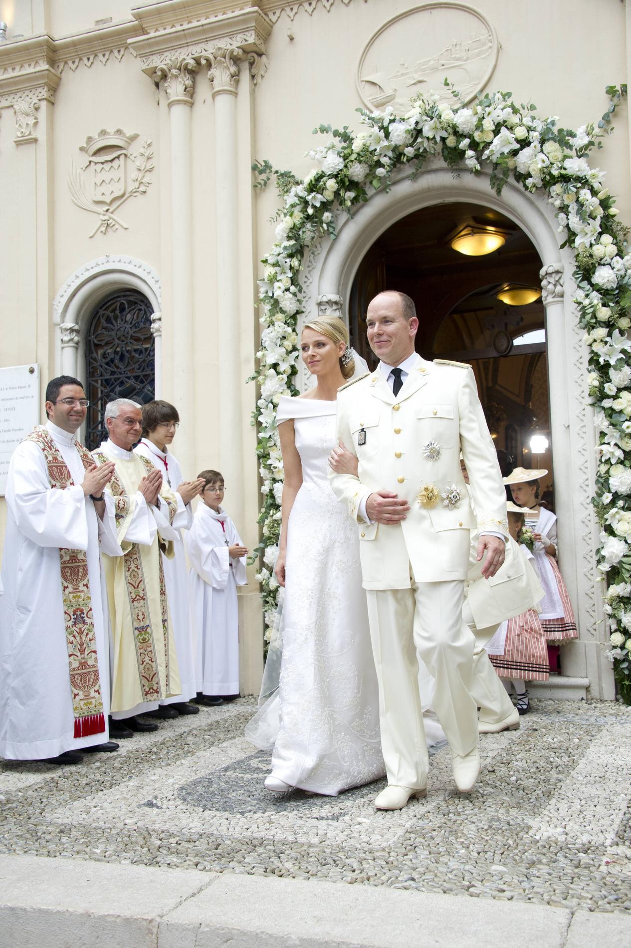 Les plus belle robe de mariee de star