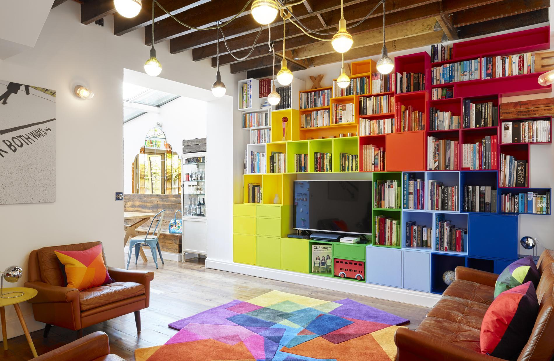 comment ranger petit prix un int rieur sans placards madame figaro. Black Bedroom Furniture Sets. Home Design Ideas