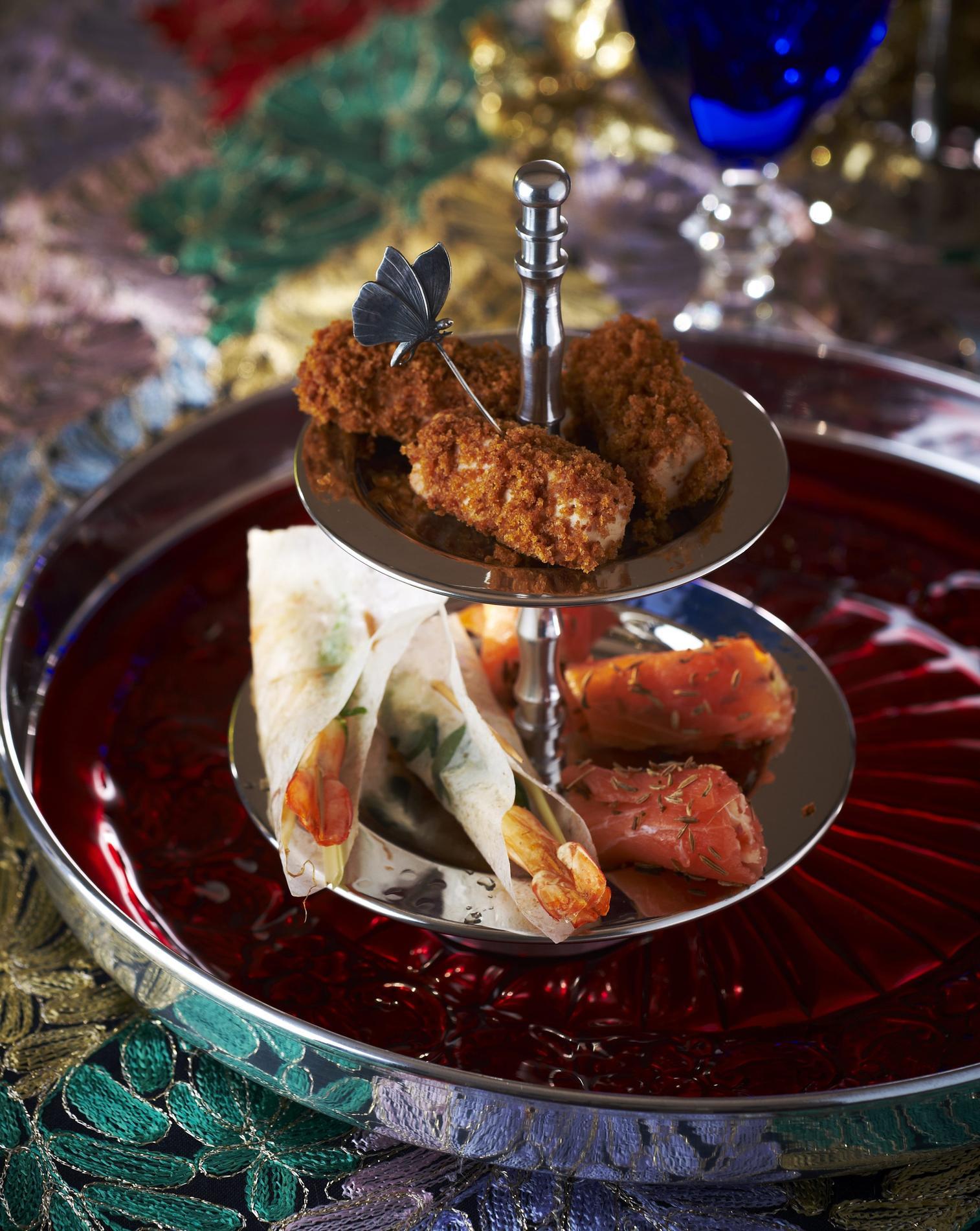 Recette bouch es de foie gras cuisine madame figaro - Recette de foie gras ...