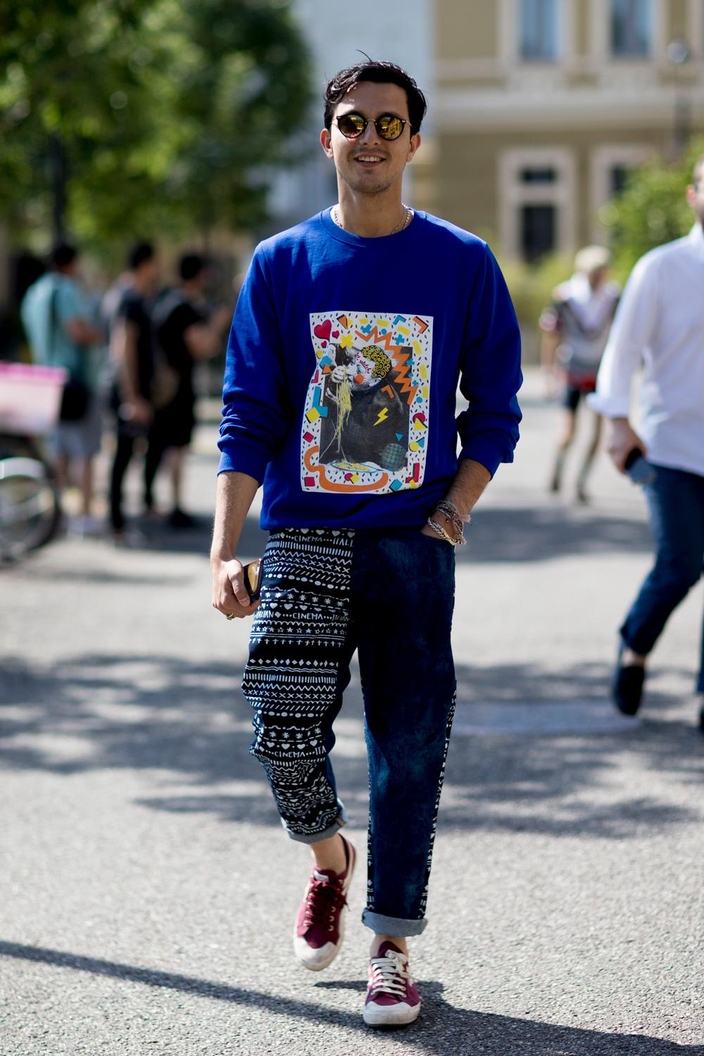 D fil s quand les hommes imposent leur street style madame figaro Street style jakarta fashion week