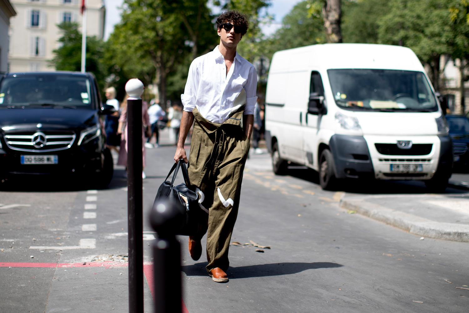 Style Homme 2018 Ete