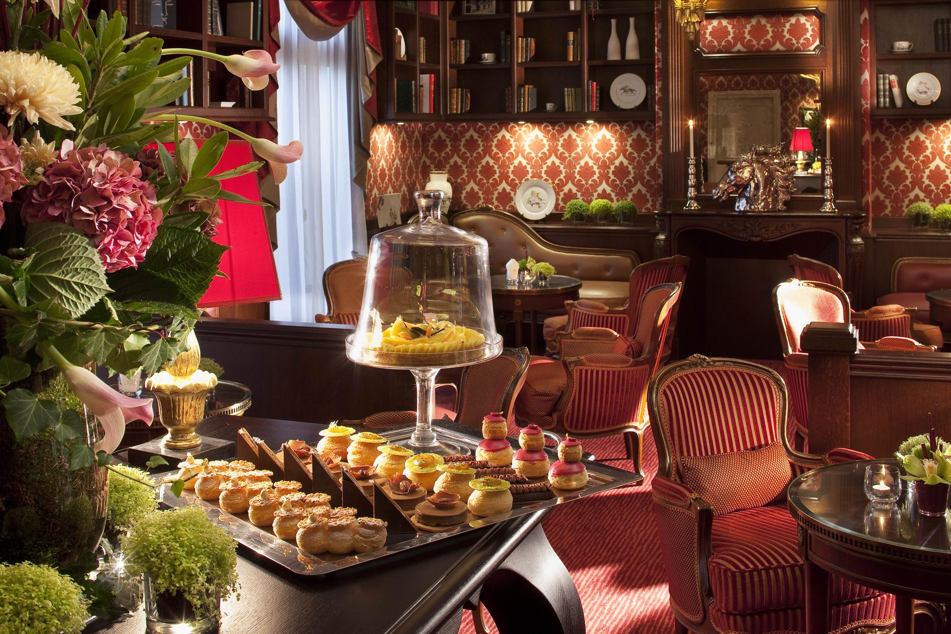 Remportez un s jour d exception l auberge du jeu de - Le jardin d hiver chantilly ...