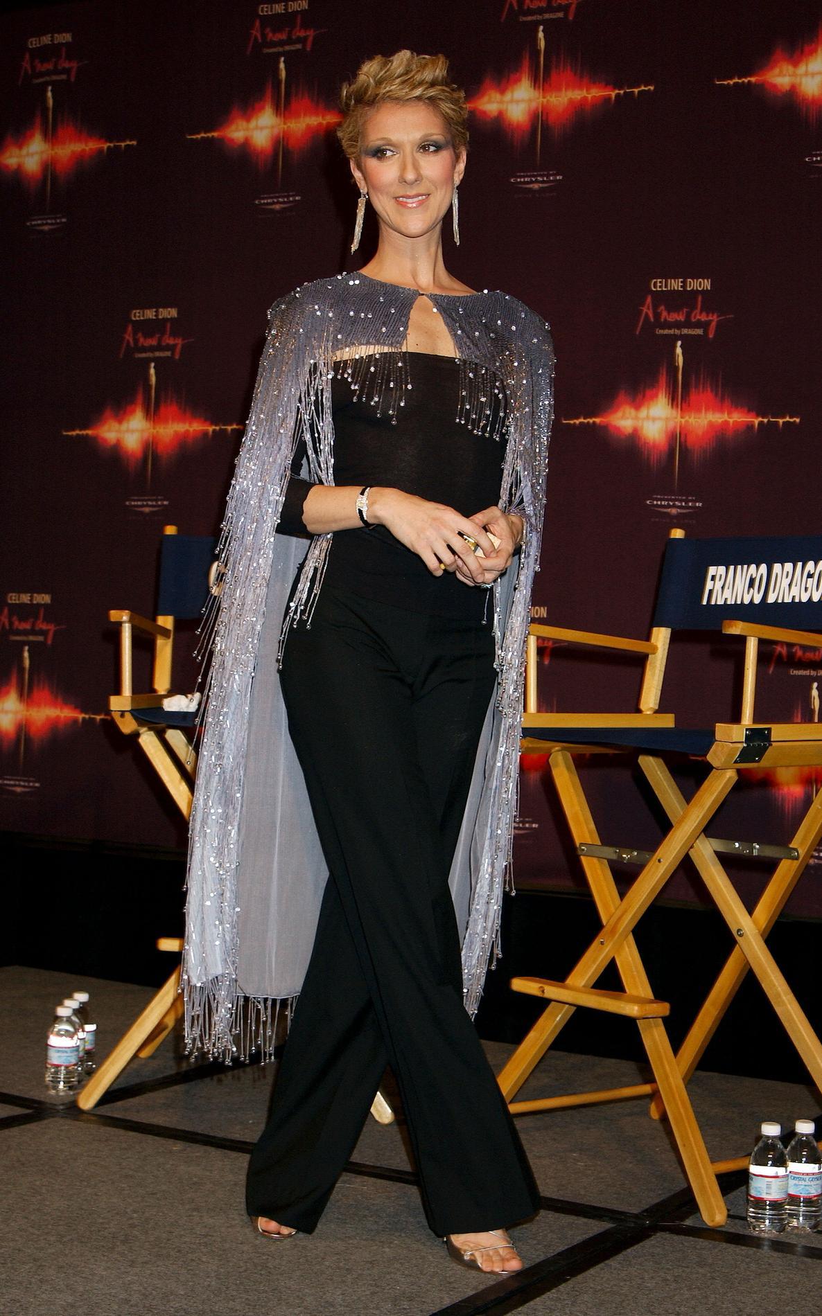 Céline Dion a-t-elle vraiment changé de coupe ? - Madame