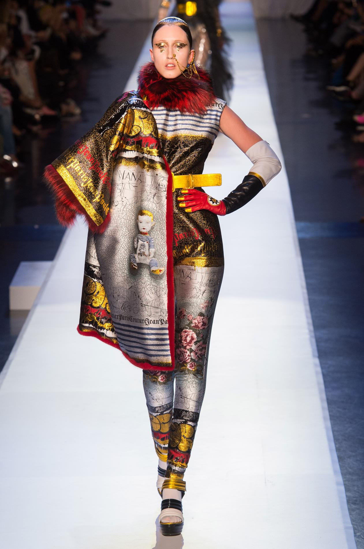 defile jean paul gaultier