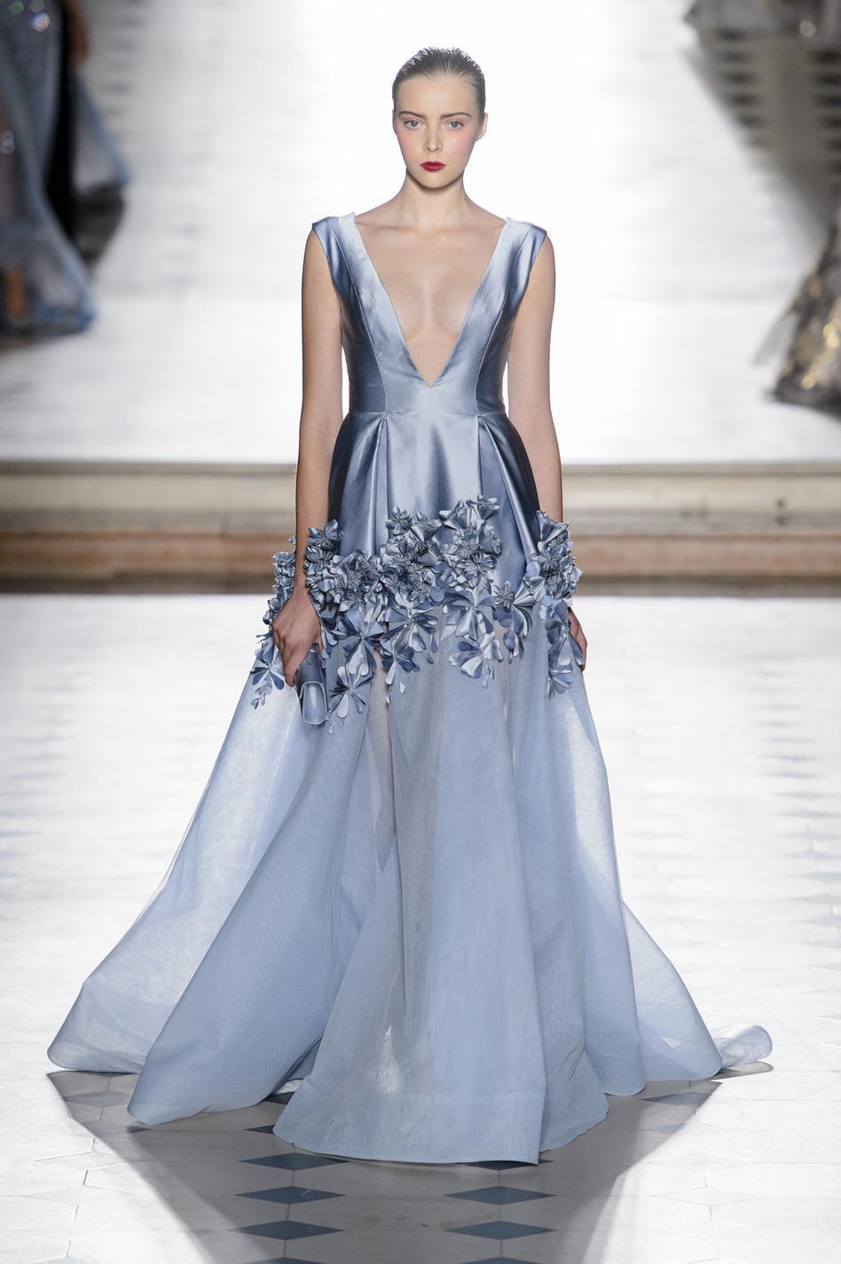 Haute couture 2018  les robes de rêve , Ralph \u0026 Russo Haute couture  2018  les robes de rêve , Chanel Haute couture 2018  les robes de rêve ,  Rodarte