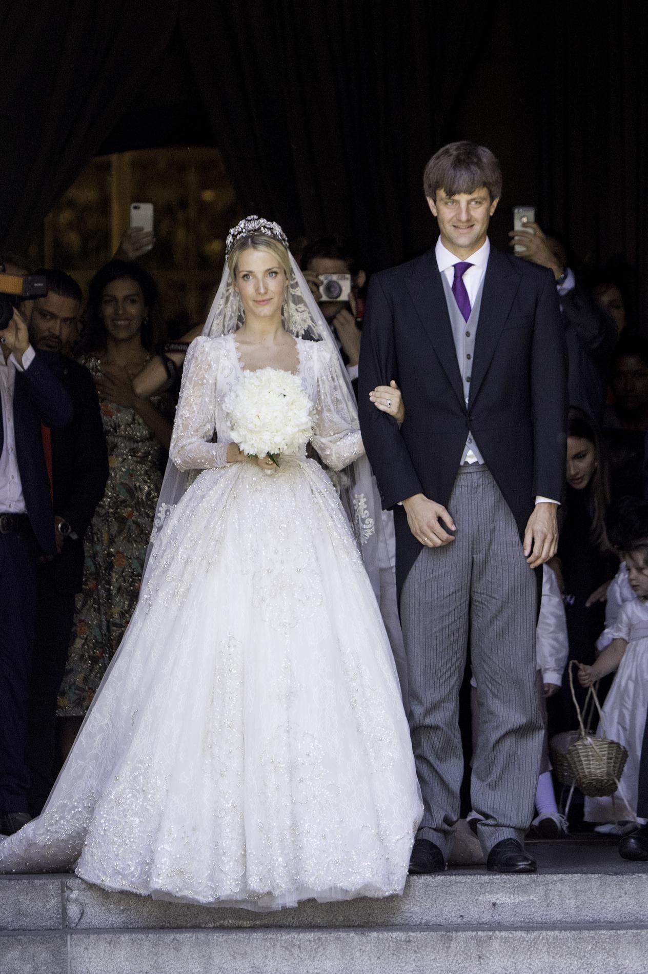 Ernst august de hanovre jr et ekaterina malysheva mariage - Photo de mariage ...
