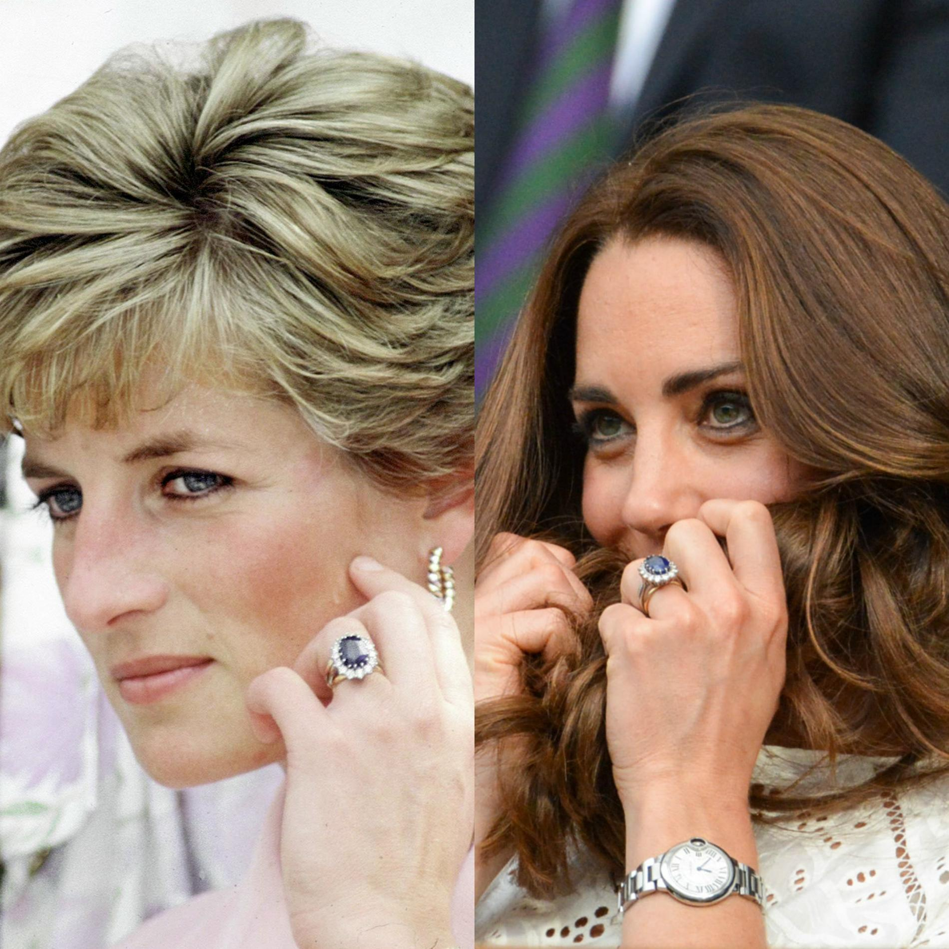 Top Kate Middleton : ses clins d'œil stylistiques à Lady Diana - UZ14