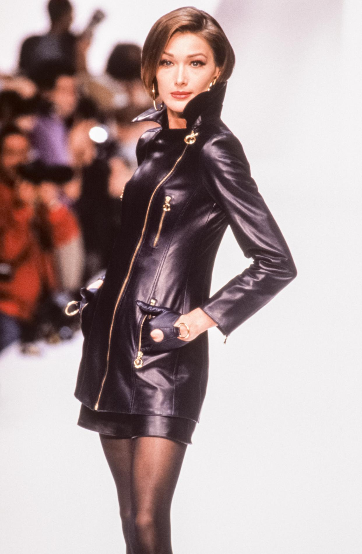 Uma thurman fashion rocks 80