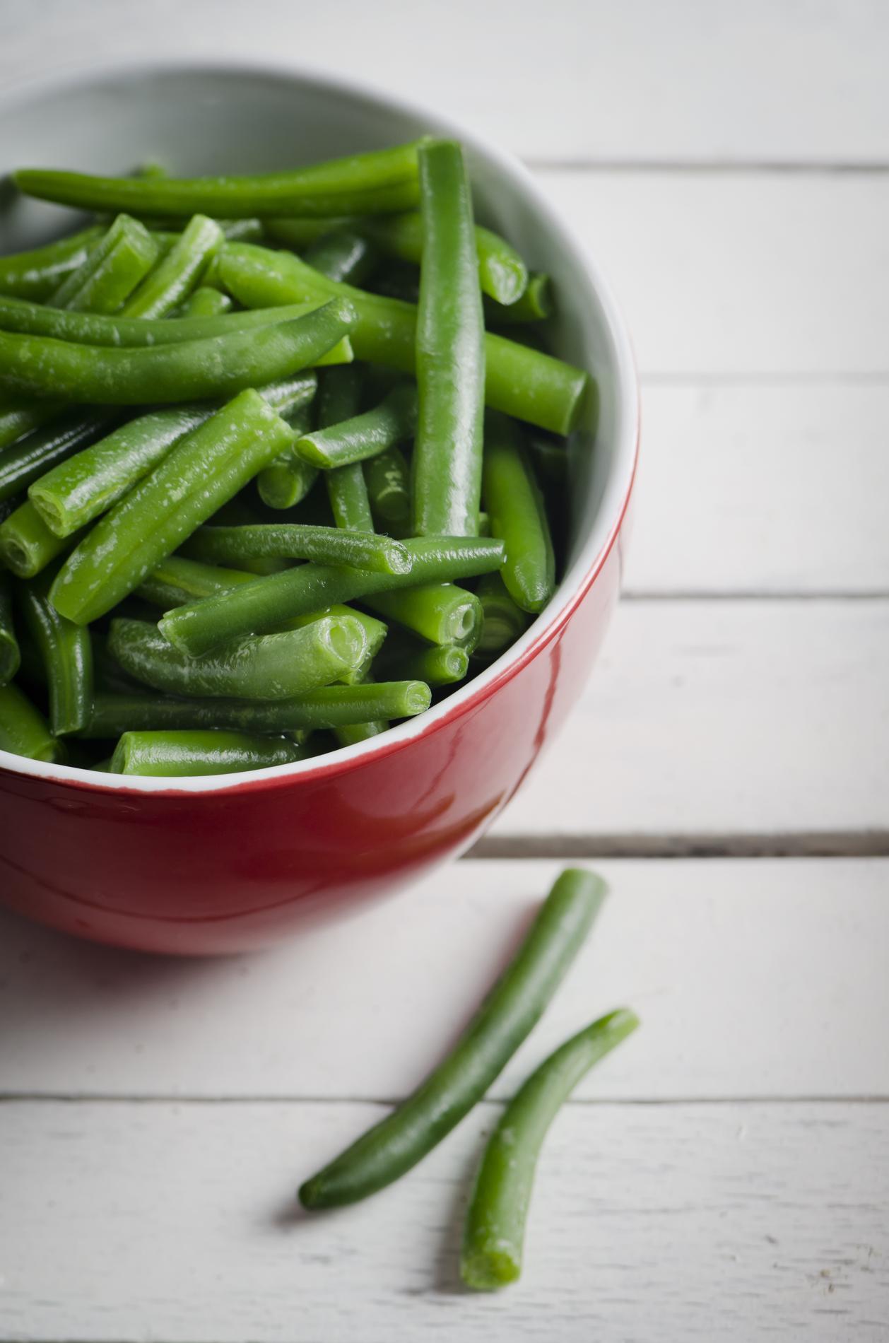 les astuces pour r ussir parfaitement la cuisson des haricots verts cuisine madame figaro. Black Bedroom Furniture Sets. Home Design Ideas