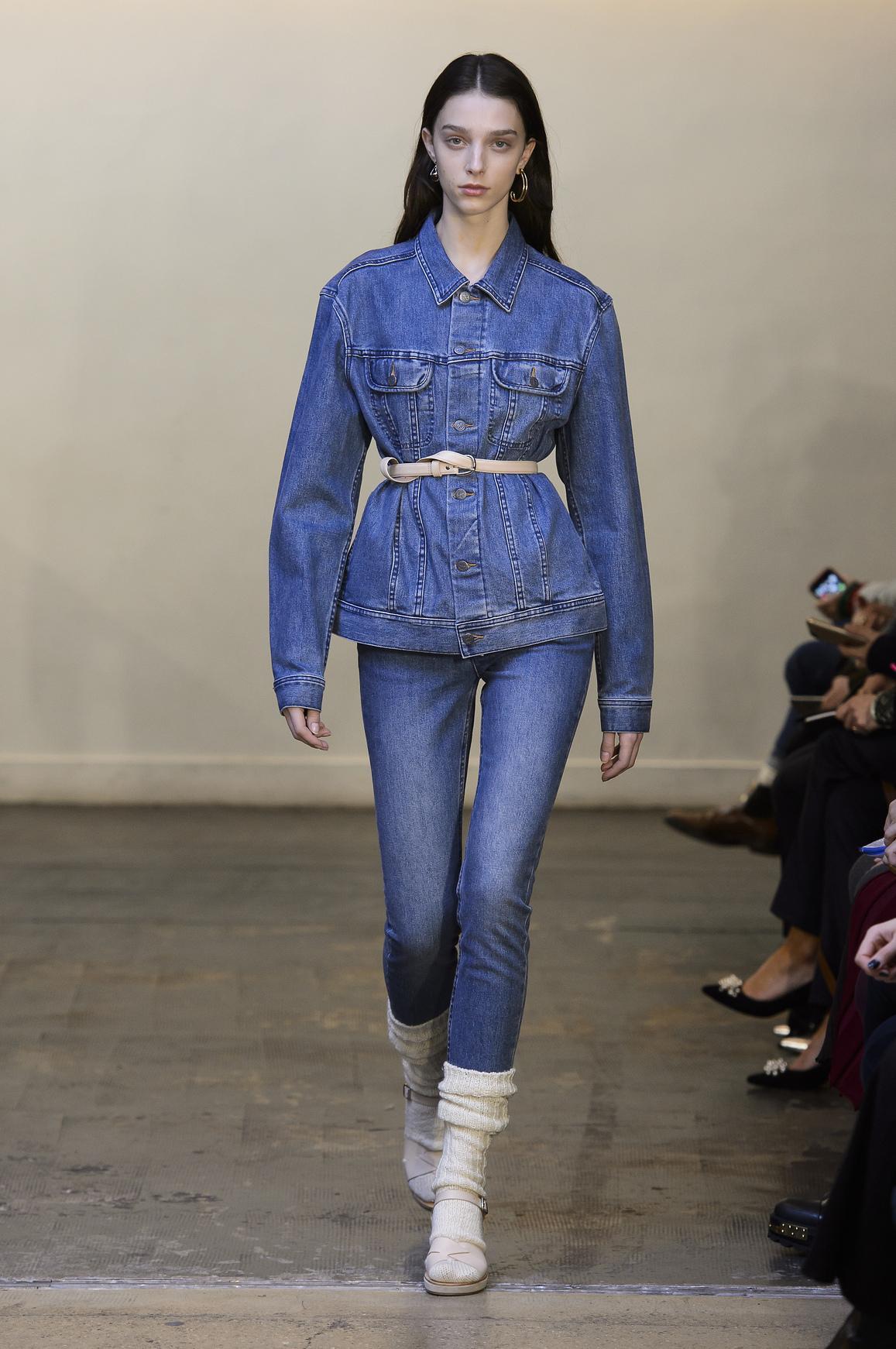 Veste Tendance Femme se rapportant à veste en jean femme tendance 2018 – site de vêtements en jean à la mode