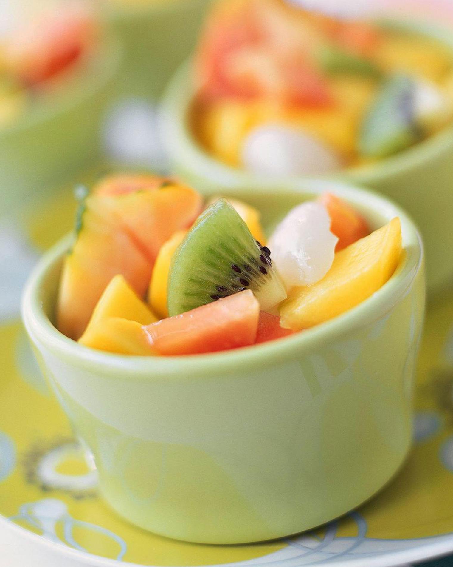 decoration de salade de fruits salade de fruits duautomne