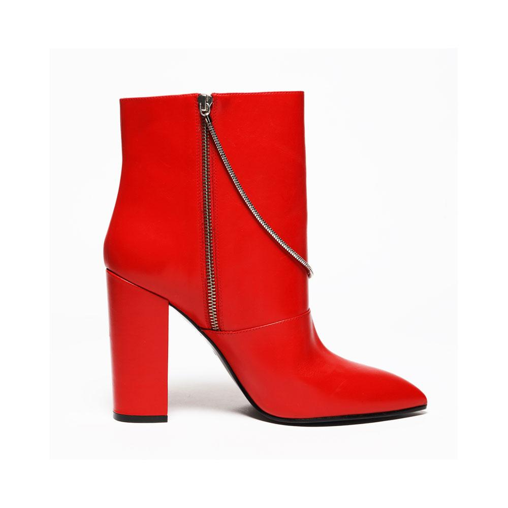 rouges ou fleuries ? le match des bottines de l'automne -