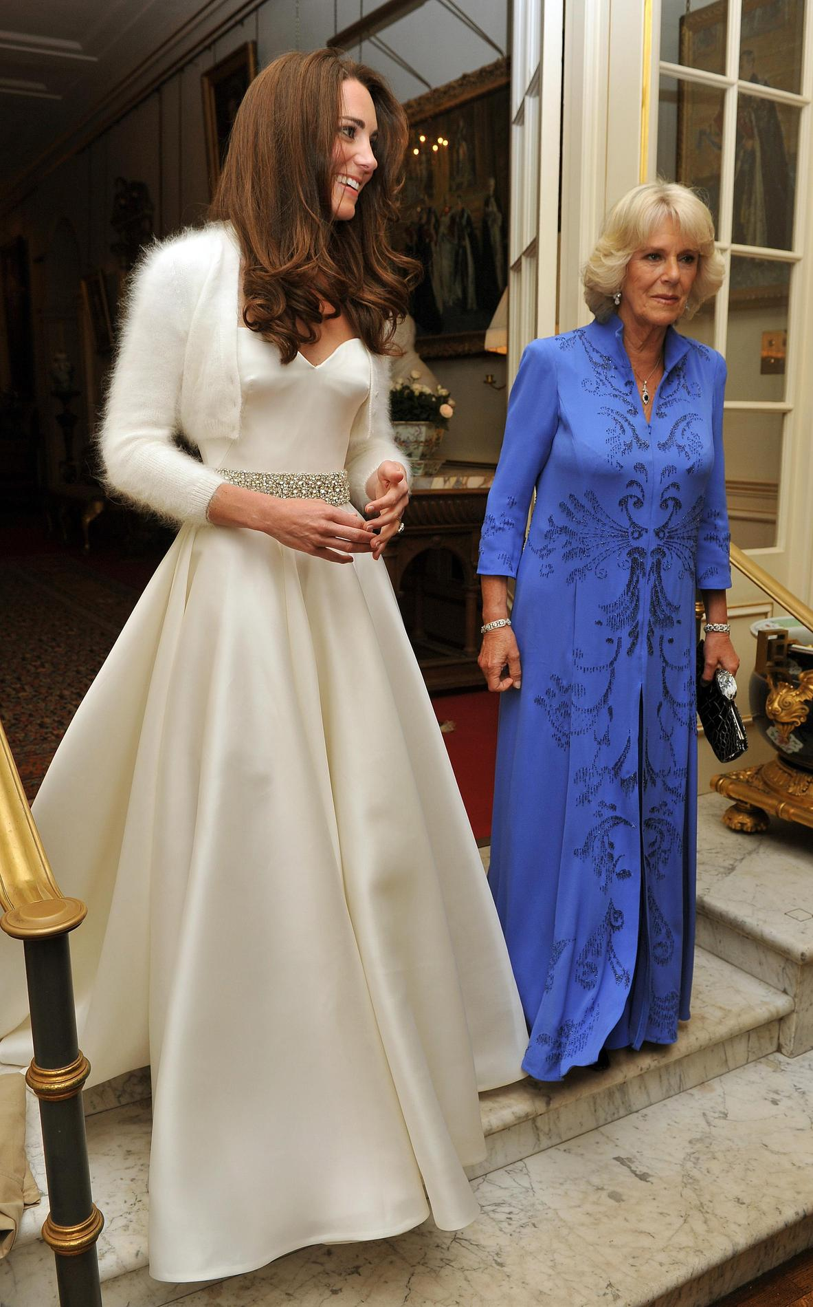 Les secrets de la robe de mariée de Kate Middleton