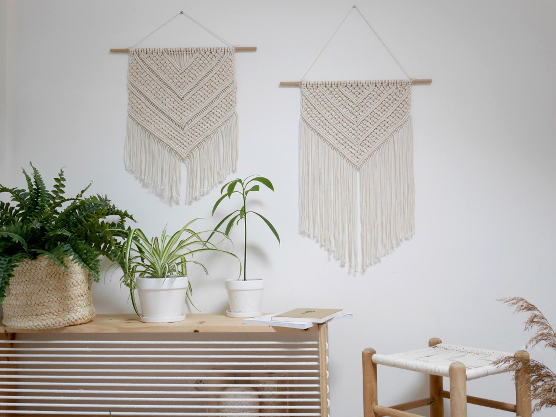 broderie macram crochet la d co ringarde redevient. Black Bedroom Furniture Sets. Home Design Ideas