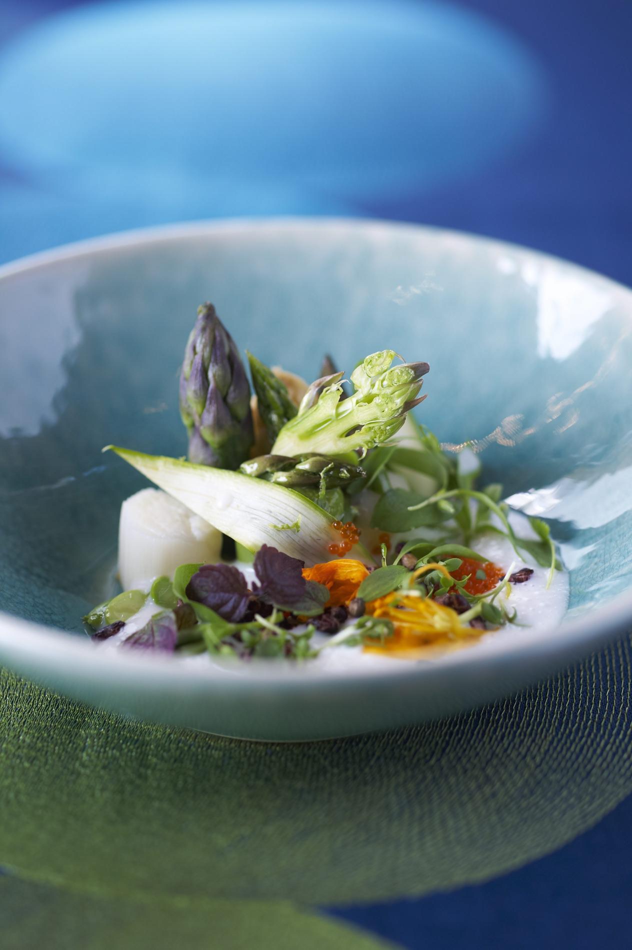 cuisiner des asperges vertes surgelées