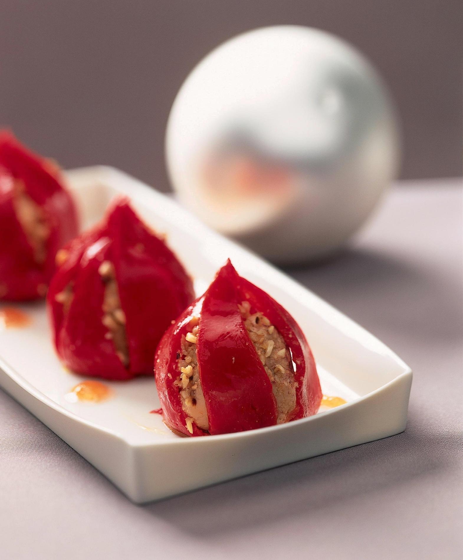 Recette foie gras en boules de no l cuisine madame figaro - Recette du foie gras ...