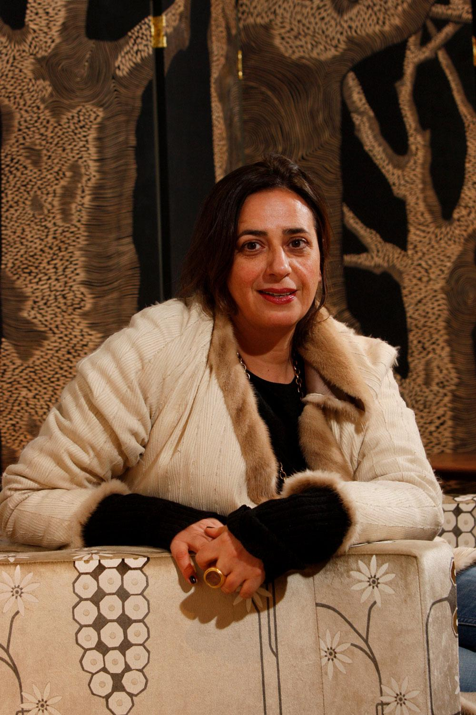 India mahdavi l 39 architecte et designer haute en couleur - Architecte et designer ...