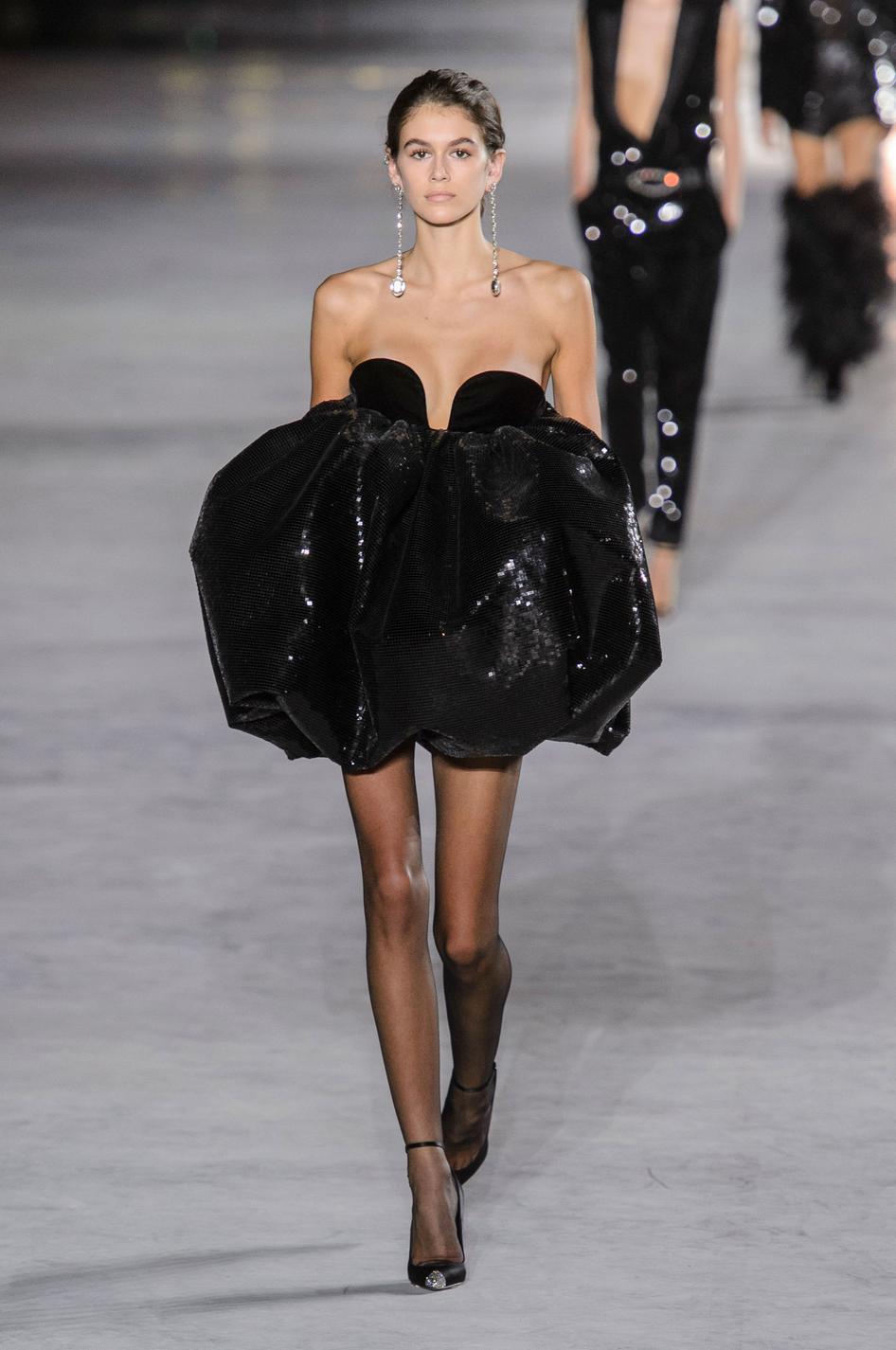 Trente Ans Apr S Cindy Crawford Sa Fille Fait Sensation La Fashion Week Madame Figaro