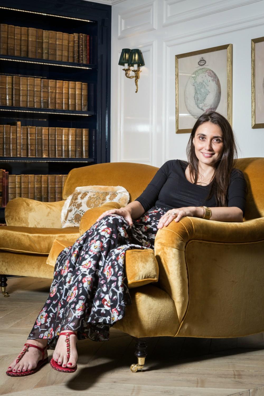 laura gonzalez, l'architecte du tout-paris - madame figaro