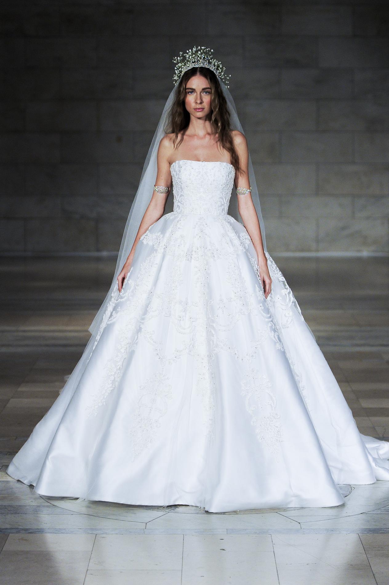 Week automne,hiver 2018,2019 , Vera Wang Le meilleur de la Bridal Week  automne,hiver 2018,2019 , Lela Rose Le meilleur de la Bridal Week  automne,hiver