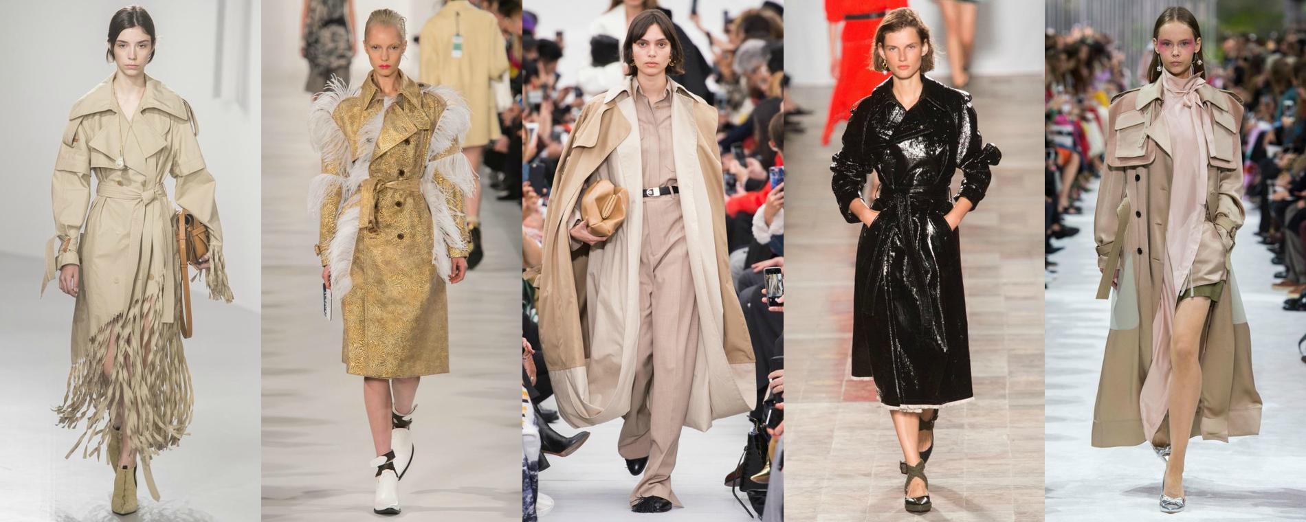 les dix tendances rep r es lors de la fashion week printemps t 2018 madame figaro. Black Bedroom Furniture Sets. Home Design Ideas