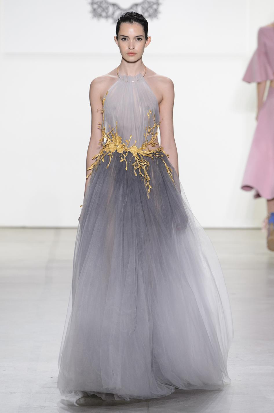 ... Les plus belles robes du soir de la Fashion Week printemps-été 2018 -  Giambattista Valli Les plus belles robes du soir de la Fashion Week  printemps-été ... 43cee6b41c1