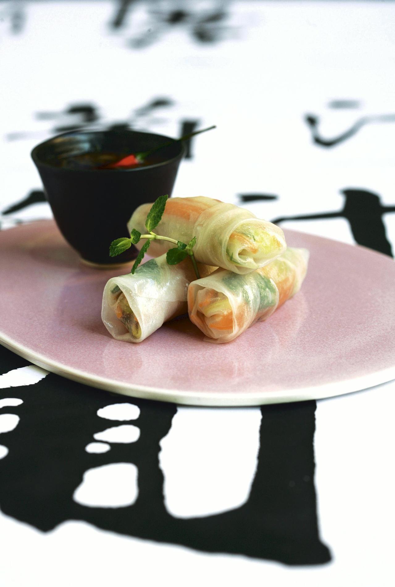 Recette Mini Rouleaux De Printemps Cuisine Madame Figaro
